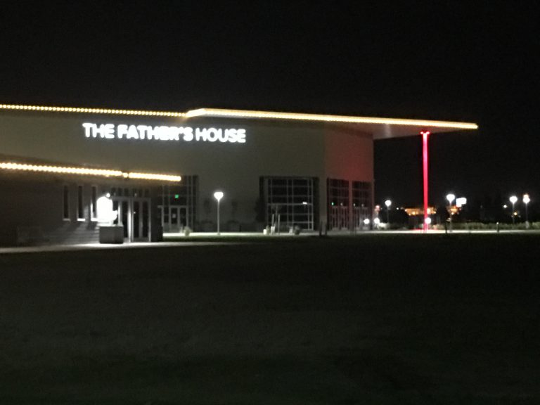 The Father's House's new non-strip-mall location